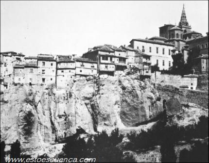 casas colgadas cuenca 1900
