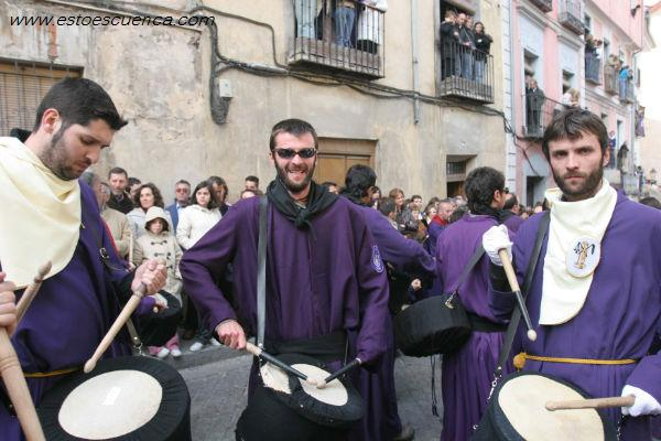 Turbas Semana Santa Cuenca_ Estoescuenca