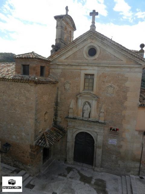 Convento carmelitas cuenca