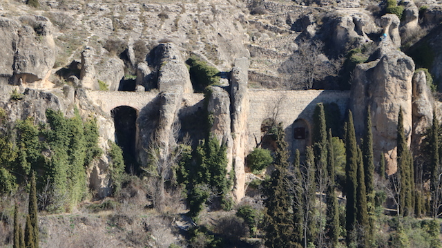acueducto en Cuenca