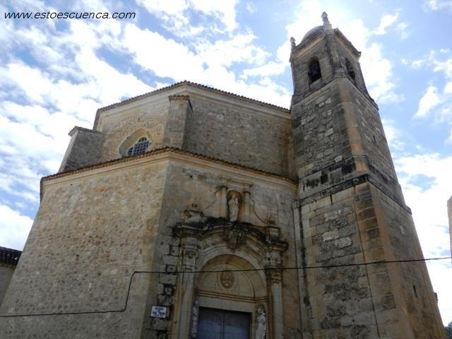 estoescuenca_monumentos cuenca_que ver en cuenca_turismo cuenca_visitar cuenca_iglesia de san pedro