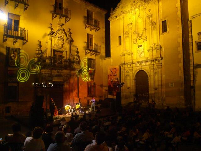 Estival Cuenca_turismo Cuenca_estoescuenca_plaza de la Merced