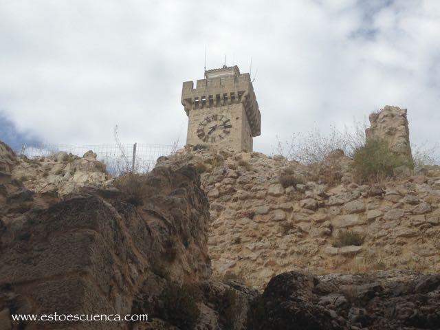 eocaching en Cuenca_torre Mangana