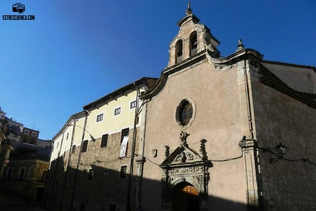 Convento Puerta de Valencia Cuenca