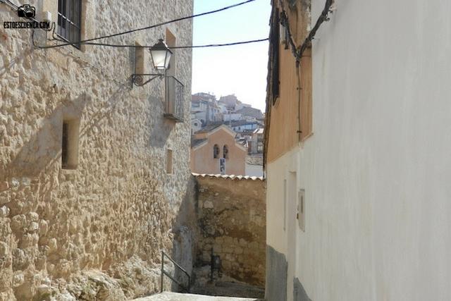 ruta por cuenca hasta la plaza mayor de Cuenca