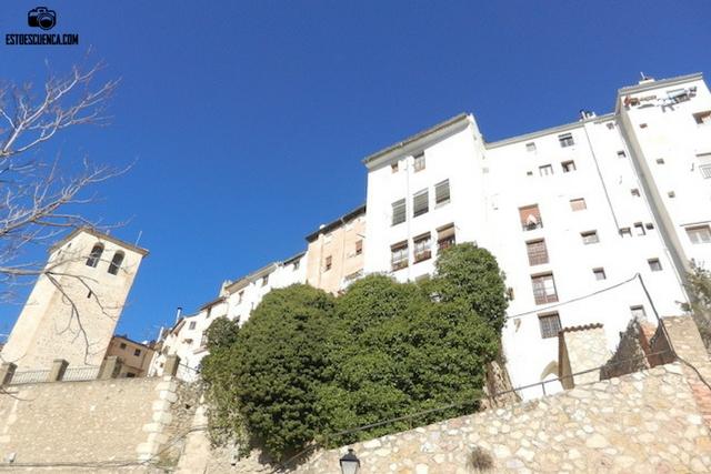 Arquitectura popular en Cuenca