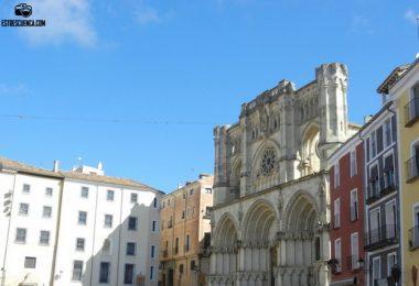 La Plaza Mayor de Cuenca