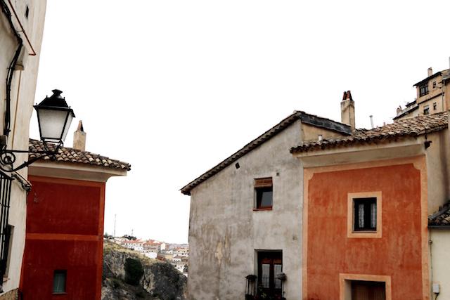 Barrio de San Martin de Cuenca-casas