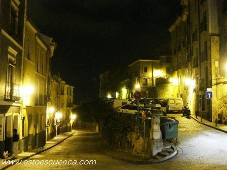 Calle Alfonso VIII Cuenca