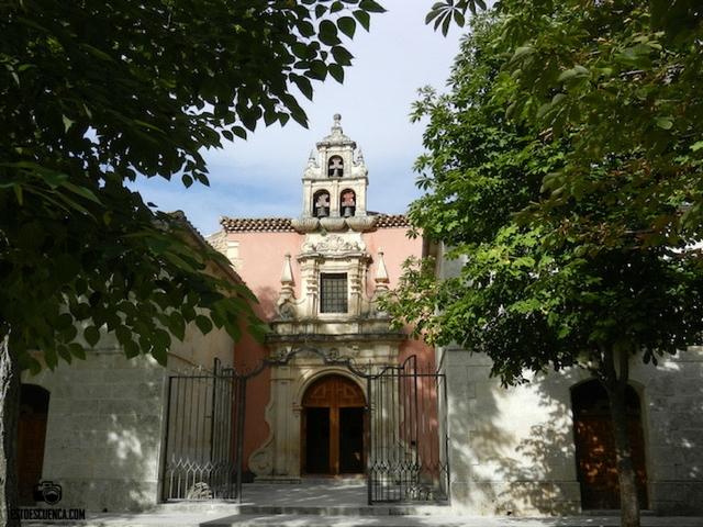 ermita de la Virgen de las Angustias de Cuenca