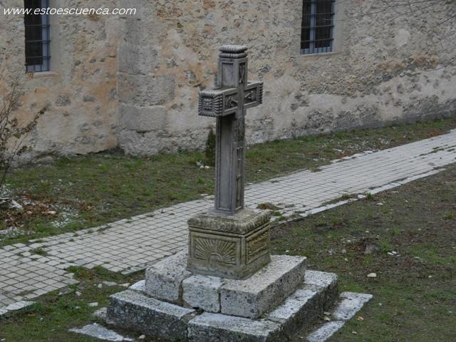 La cruz del Convertido.