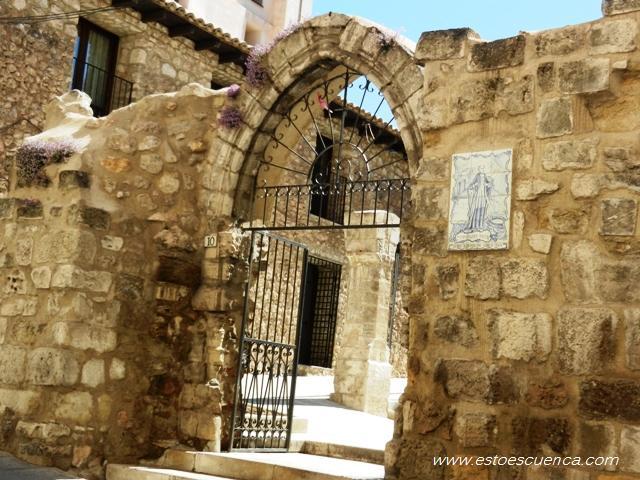 estoescuenca_monumentos cuenca_que ver en _cuenca_visitar cuenca_iglesia san pantaleon