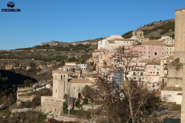 paisajes de Cuenca-casco antiguo