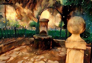 la leyenda de la fuente de los suspiros en cuenca